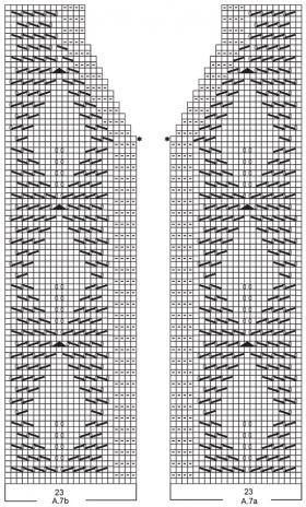 Туника Портофино - Схема 4