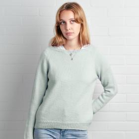 Пуловер Бенте - Фото 1
