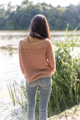 Пуловер Клара - Фото 2