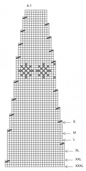 Джемпер Уоллес - Схема 1