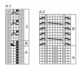 Джемпер на гребне волны - Схема 2