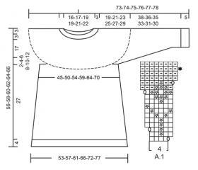 Свитер Тавлик - Схема 3