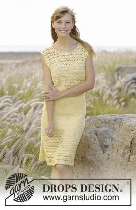 Платье мимоза