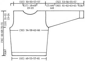 Фактурный пуловер с высоким воротником - Фото 1