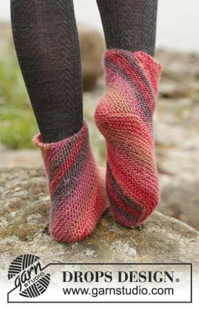 Носки красный песок - Фото 1