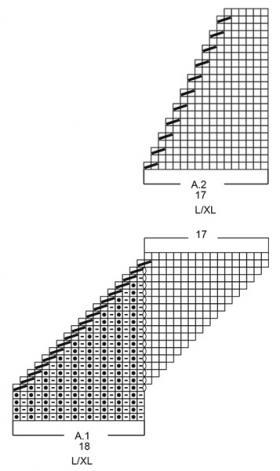Комплект Белый Амариллис - Схема 2