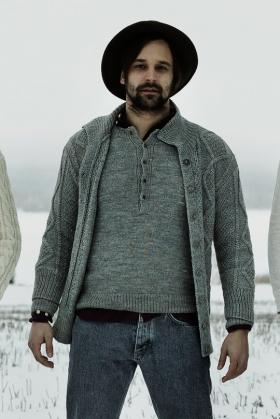 модели спицами для мужчин с описанием и схемами для вязания