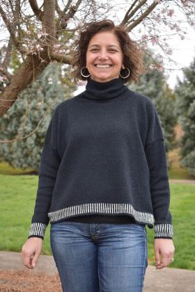 Пуловер Эбони