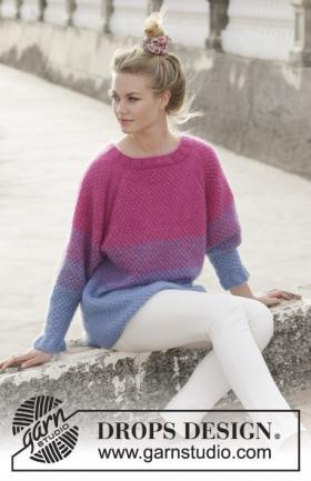 Пуловер Ягодное безумие
