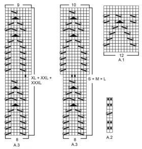 Топ аура - Схема 1