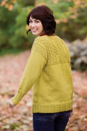Пуловер Раам
