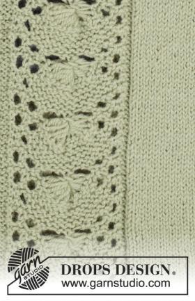 Кардиган зеленый плющ - Фото 1