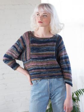 Пуловер Марлей