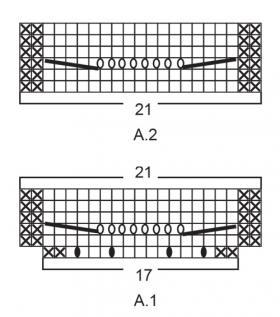 Джемпер Клевер - Схема 2