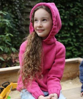 Худи для ребенка с рукавом реглан