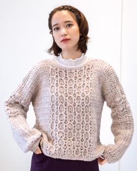 Пуловер Глиссандо
