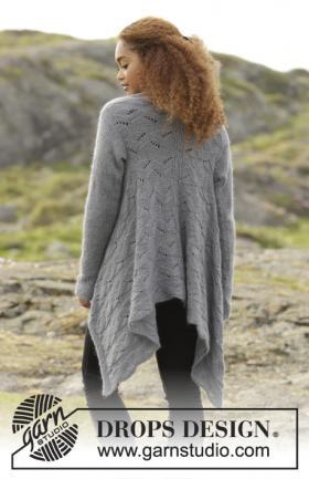 Жакет зимняя птица - Фото 1