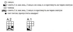 Комплект Лилль Лиза - Схема 1