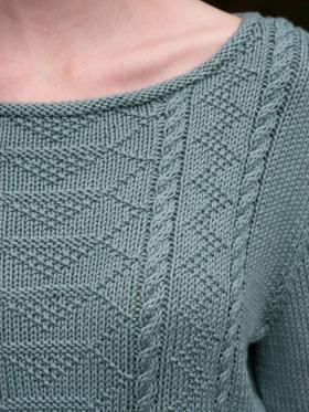 Пуловер Карра - Фото 3