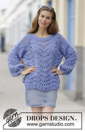 Пуловер Сеговия