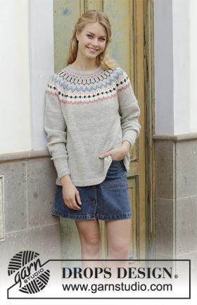 Пуловер Мина