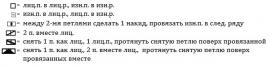 Шаль Аретуса - Схема 1