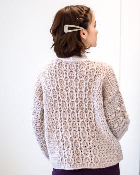 Пуловер Глиссандо - Фото 3