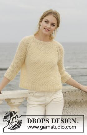Пуловер Ле-Конке