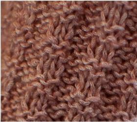 Пуловер с рукавом три четверти - Фото 2