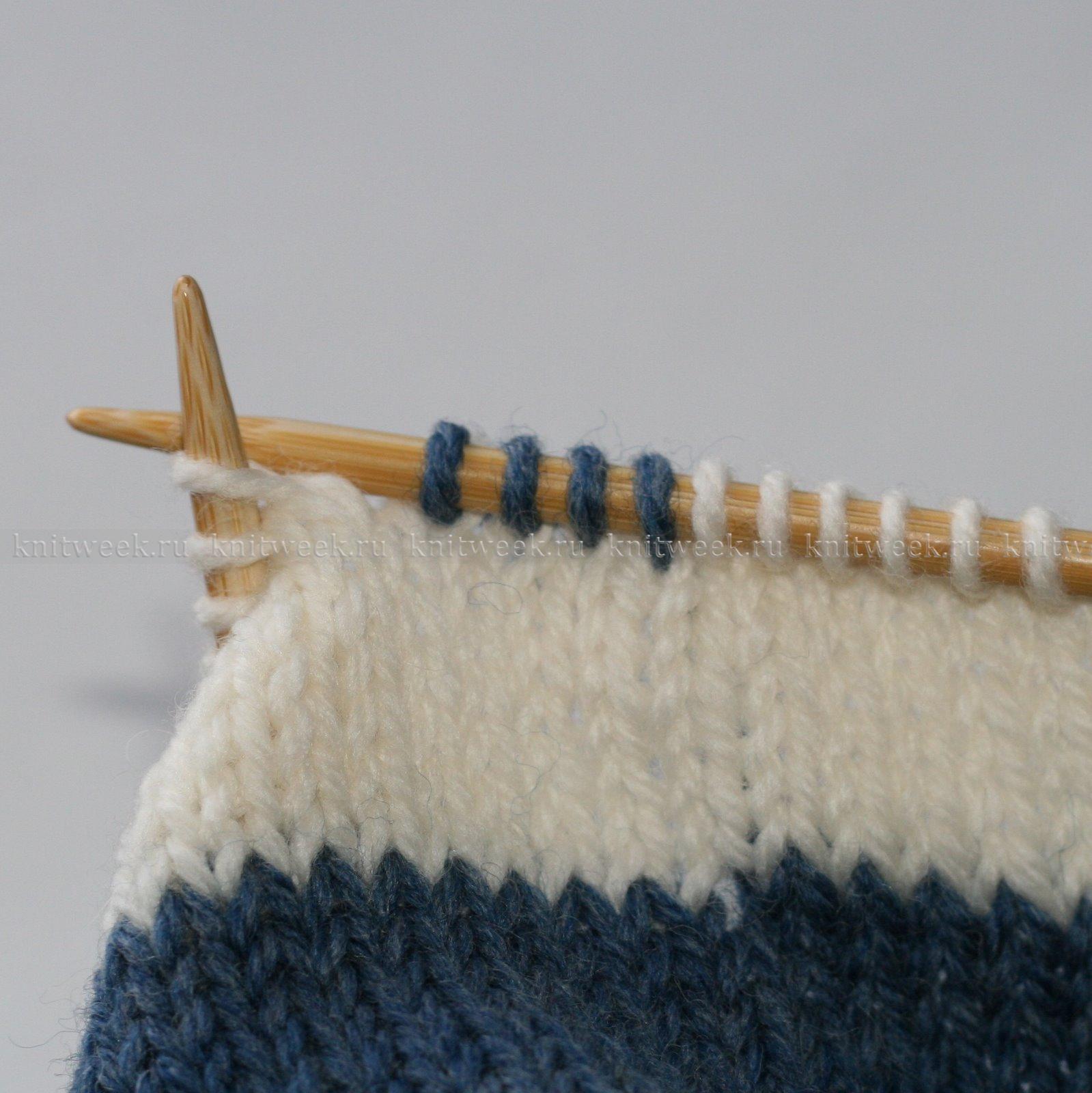 Нитки для вязания спицами цвета