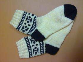 новогодние носочки для коллеги